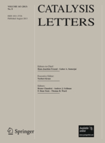 Catalysis Letters template (Springer)