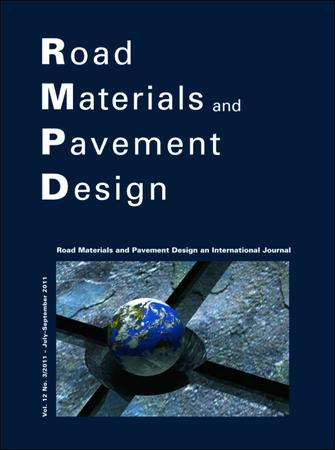 Road Materials and Pavement Design template (Taylor and Francis)
