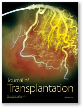 Journal of Transplantation template (Hindawi)