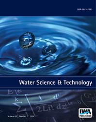 Water Science and Technology template (IWA Publishing)