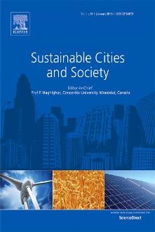 Sustainable Cities and Society template (Elsevier)