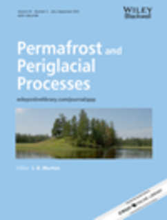 Permafrost and Periglacial Processes template (Wiley)