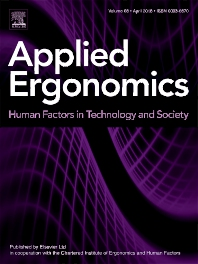 Applied Ergonomics template (Elsevier)