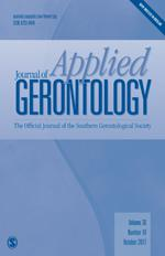 Journal of Applied Gerontology template (SAGE)