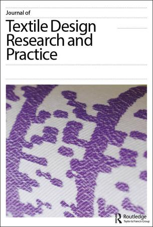 Journal of Textile Design Research and Practice template (Taylor and Francis)