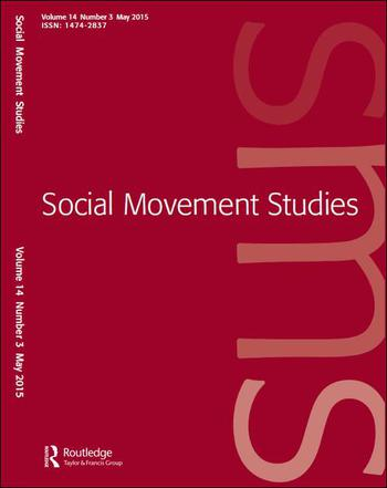 Social Movement Studies template (Taylor and Francis)
