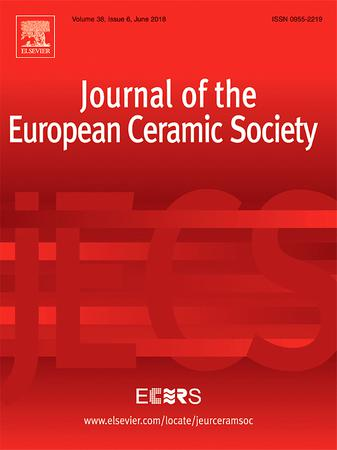 Journal of the European Ceramic Society template (Elsevier)