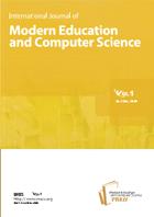 International Journal of Modern Education and Computer Science (IJMECS) template (Modern Education and Computer Science Press)