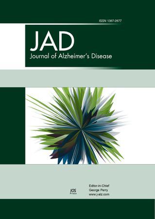 Journal of Alzheimer's Disease template (IOS Press)
