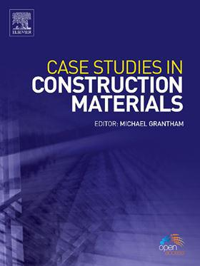 Case Studies in Construction Materials template (Elsevier)