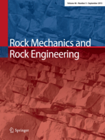 Rock Mechanics and Rock Engineering template (Springer)