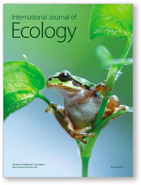 International Journal of Ecology template (Hindawi)