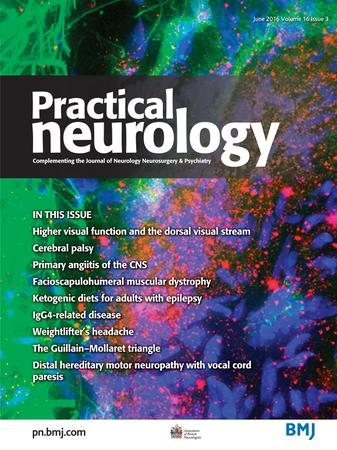 Practical Neurology template (BMJ Publishing Group)