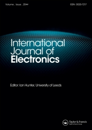 International Journal of Electronics template (Taylor and Francis)