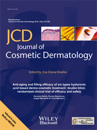 Journal of Cosmetic Dermatology template (Wiley)