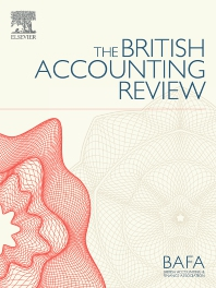 The British Accounting Review template (Elsevier)