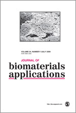 Journal of Biomaterials Applications template (SAGE)