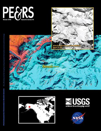 Photogrammetric Engineering & Remote Sensing template (Elsevier)