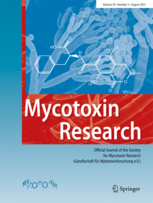 Mycotoxin Research template (Springer)