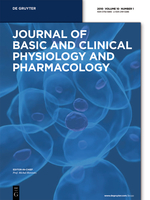 Journal of Basic and Clinical Physiology and Pharmacology template (De Gruyter)