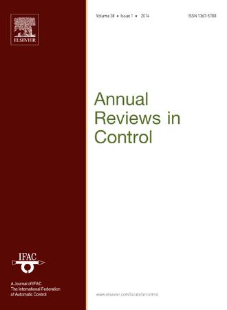 Annual Reviews in Control template (Elsevier)