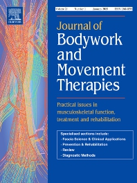 Journal of Bodywork and Movement Therapies template (Elsevier)