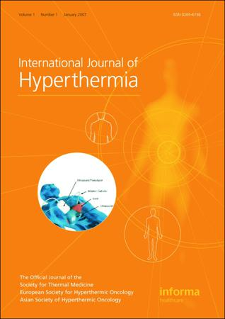 International Journal of Hyperthermia template (Taylor and Francis)