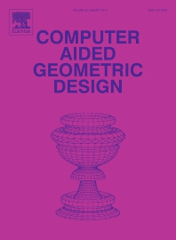 Computer Aided Geometric Design template (Elsevier)