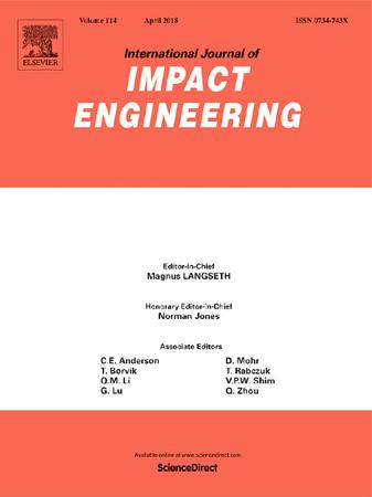 International Journal of Impact Engineering template (Elsevier)
