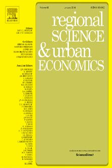 Regional Science and Urban Economics template (Elsevier)