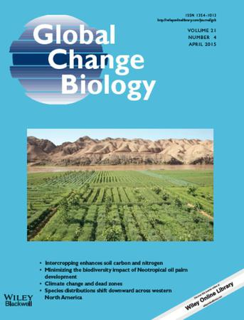 Global Change Biology template (Wiley)