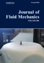 Journal of Fluid Mechanics template (Cambridge University Press)