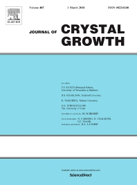 Journal of Crystal Growth template (Elsevier)