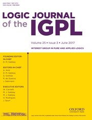 Logic Journal of the IGPL template (Oxford University Press)