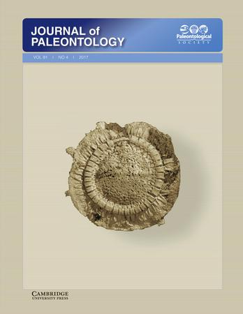 Journal of Paleontology template (Cambridge University Press)