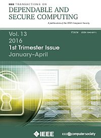 IEEE Transactions on Dependable and Secure Computing template (IEEE)
