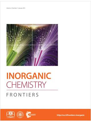 Inorganic Chemistry Frontiers template (Royal Society of Chemistry)
