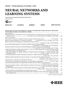 IEEE Transactions on Neural Networks and Learning Systems template (IEEE)