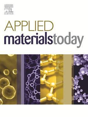 Applied Materials Today template (Elsevier)