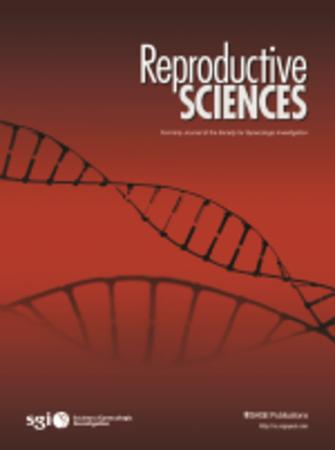 Reproductive Sciences template (SAGE)