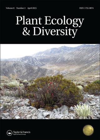Plant Ecology and Diversity template (Taylor and Francis)