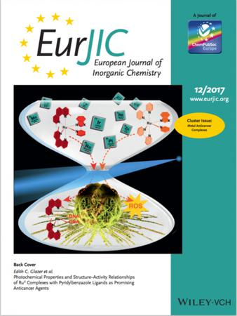 European Journal of Inorganic Chemistry template (Wiley)