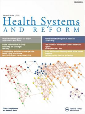 Health Systems and Reform template (Taylor and Francis)