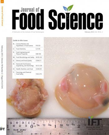 Journal of Food Science template (Wiley)