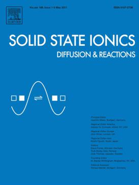 Solid State Ionics template (Elsevier)