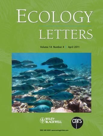 Ecology Letters template (Wiley)
