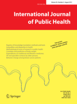 Journal of Public Health template (Springer)