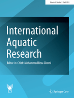 International Aquatic Research template (Springer)