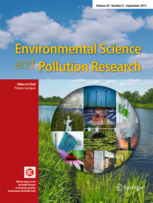 Environmental Science and Pollution Research template (Springer)