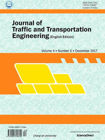Journal of Traffic and Transportation Engineering (English Edition) template (Elsevier)